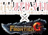 Logo-Puella Magi Madoka Magica x MHF-G