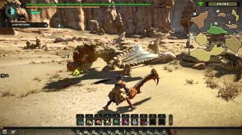 Monster Hunter Online (MHO) Chramine Gameplay