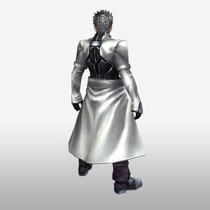 FrontierGen-Akahara Reisou Armor 002 (Male) (Both) (Back) Render