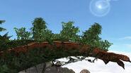 FrontierGen-Yama Kurai Screenshot 004