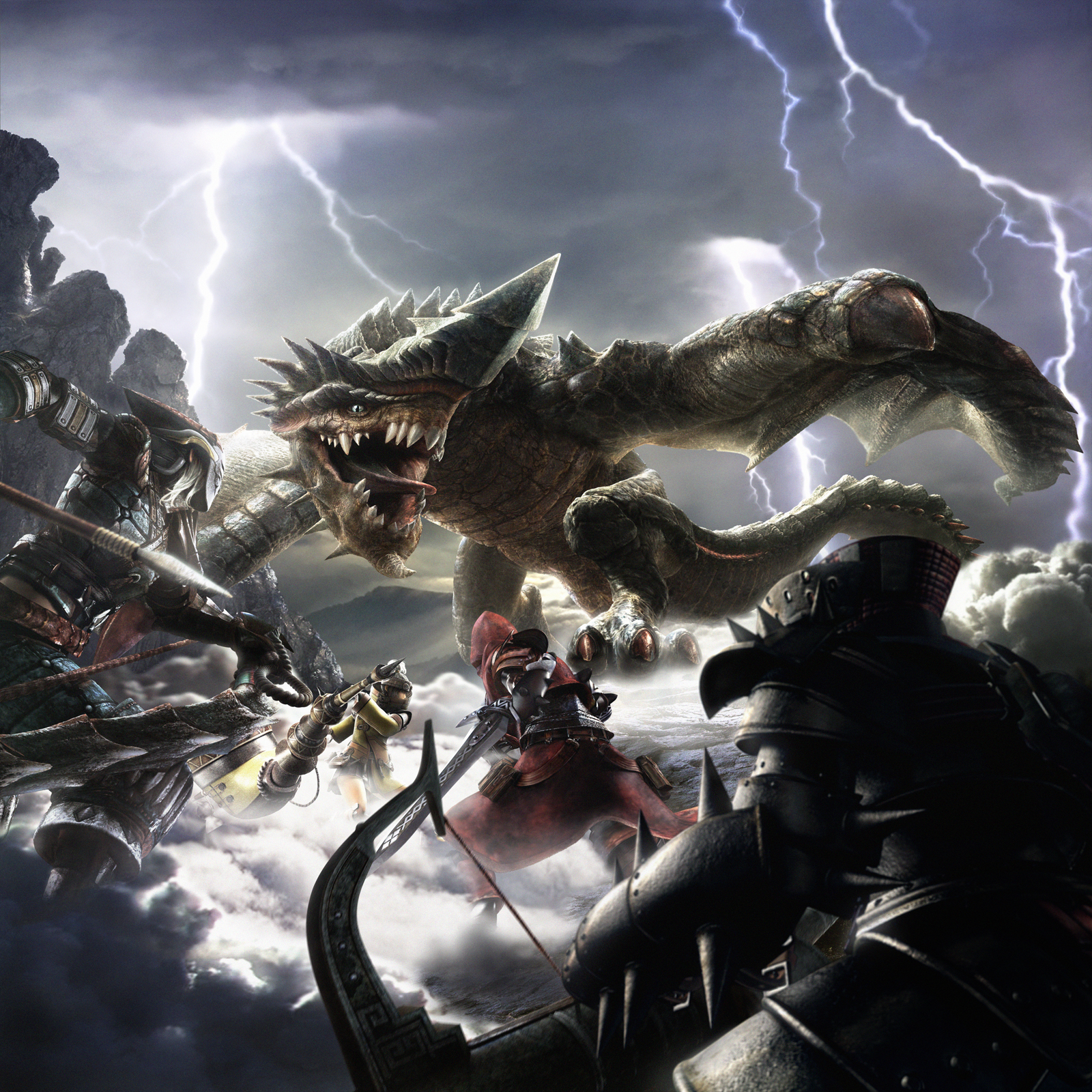 Gurenzeburu | Monster Hunter Wiki | FANDOM powered by Wikia