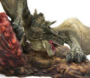 Capcom Figure Builder Creator's Model Brute Tigrex 006