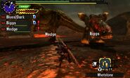 MHGen-Deviljho and Lavasioth Screenshot 011