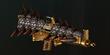 FrontierGen-Heavy Bowgun 994 Render 000