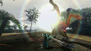 MH3U-Crimson Qurupeco Screenshot 005