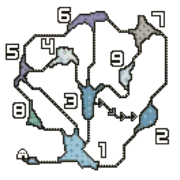 MH4U-Frozen Seaway Map