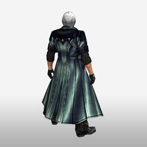 FrontierGen-Dante Armor 008 (Male) (Both) (Back) Render