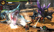MH4U-Nerscylla and Zamtrios Screenshot 001