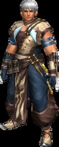 FrontierGen-Hiten Armor (Male) (Both) (Front) Render 003