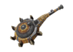 MHO-Hunting Horn Render 002