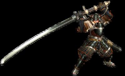 2ndGen-Long Sword Equipment Render 001