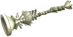 FrontierGen-Hunting Horn 020 Low Quality Render 001
