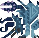 MH10th-Black Diablos Icon