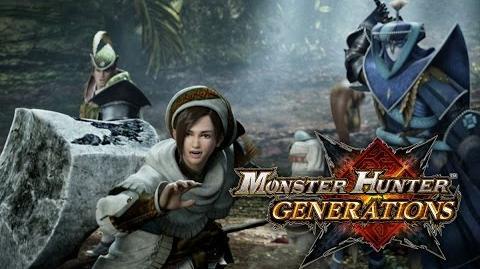 Monster Hunter Generations - Style System Trailer