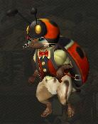 Ladybug armor