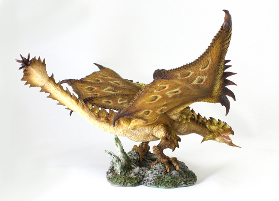 File:Capcom Figure Builder Creator's Model Gold Rathian 003.jpg