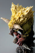 Capcom Figure Builder Creator's Model Golden Rajang 006
