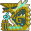MH3U-Zinogre Icon