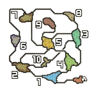 MH4U-Primal Forest Map.png