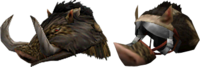 Mask-Bullfango