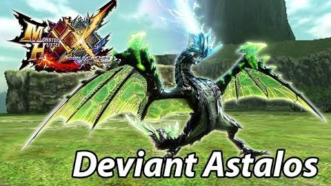 MHXX G1 First encounter with Blue Thunder Lord Astalos Raizex