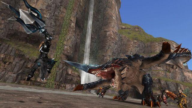 File:FrontierGen-Gurenzeburu Screenshot 003.jpg