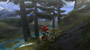 MHFU-Snowy Mountains Screenshot-003
