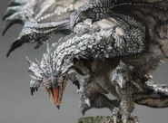 Capcom Figure Builder Creator's Model Silver Rathalos 007