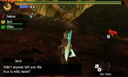 MH4U-Azure Rathalos Screenshot 017