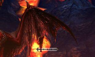 MH4U-Crimson Fatalis Wings Break 002