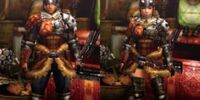 Hunter's Armor (Blademaster) (MH4)
