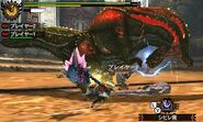 MH4U-Deviljho and Great Jaggi Screenshot 001