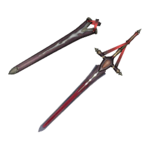 MH3U-Long Sword Render 033