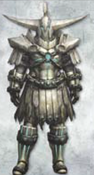 MH3U Helios Armor (Blade)
