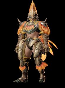 MHO-Hypno Armor (Blademaster) (Male) Render 001