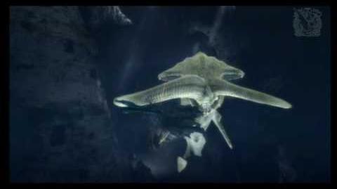 Monster Hunter 3 - Ceadeus Navaldeus ナバルデウス 2 of 4 HD