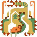 File:MH10th-Sand Barioth Icon.png