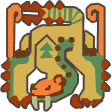 MH3U-Sand Barioth Icon