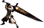 MH4G-Great Sword Equipment Render 001