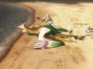 FrontierGen-Green Plesioth Screenshot 001