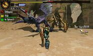 MH4U-Seregios and Yian Garuga Screenshot 004