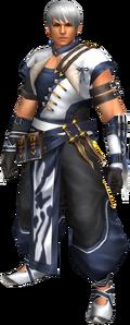 FrontierGen-Hiten Armor (Male) (Both) (Front) Render 001
