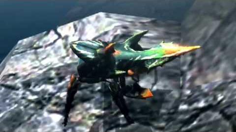Kogath - Monster Hunter 4 - Aruserutasu Intro
