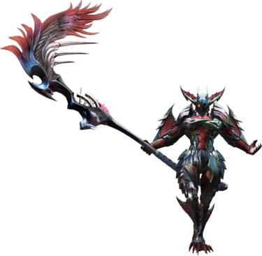 MH4U-Long Sword Equipment Render 002