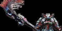Rage Armor (Gunner) (MHX)