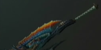 High Bolt Axe (MH3)