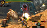 MH4U-Zamtrios and Tigerstripe Zamtrios Screenshot 005