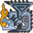 File:MH3U-Silver Rathalos Icon.png