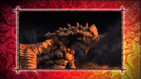 Monster Hunter Ecology - Akantor Cinematic HD