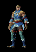 MHO-Dawnwind Armor (Both) (Male) Render 001